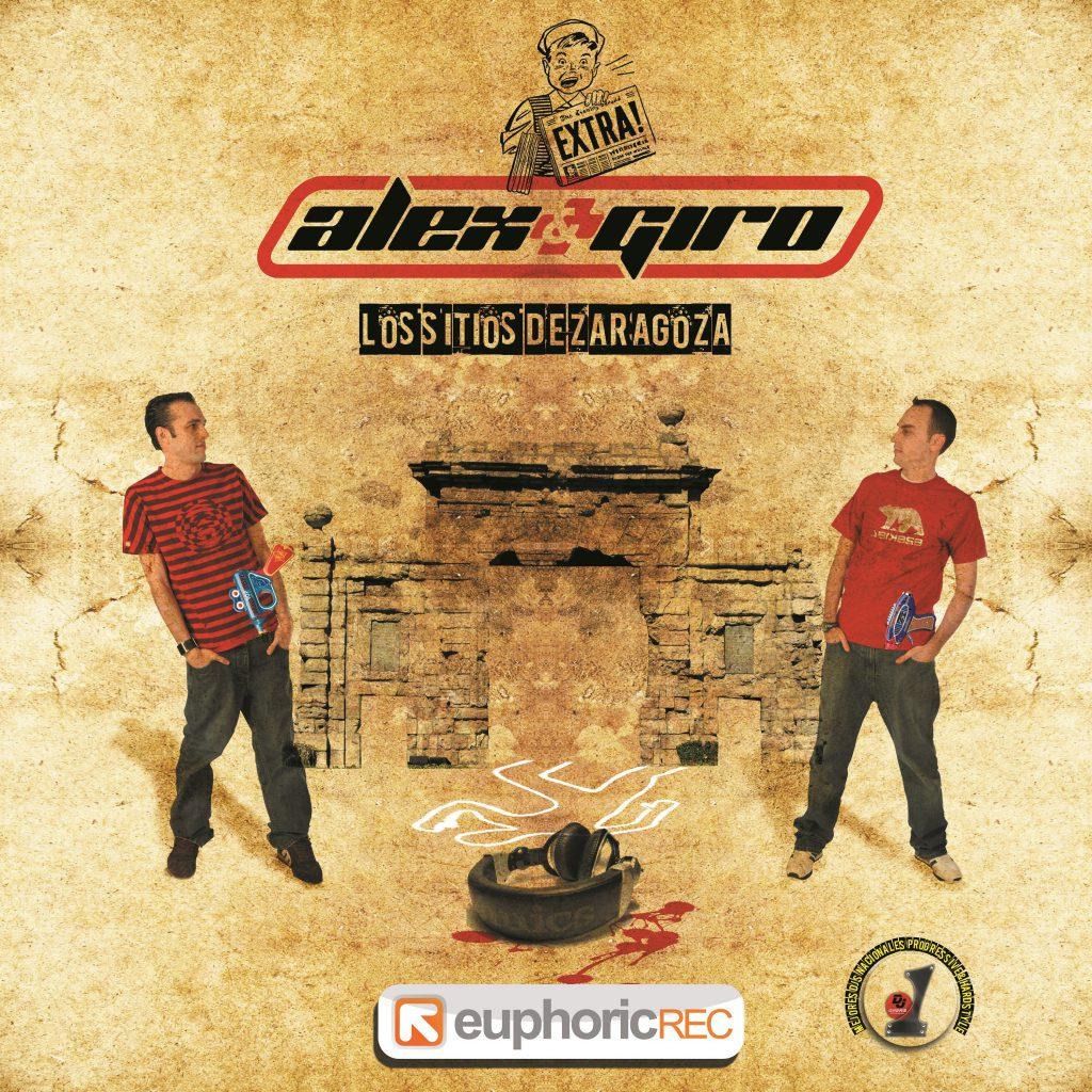 Los Sitios de Zaragoza de Alex y Giro